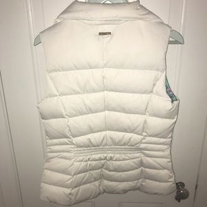Lilly Pulitzer Syd Resort White Quilted Vest Women